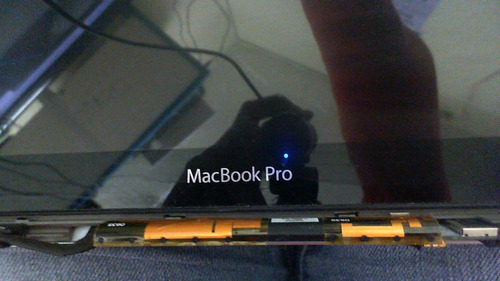 display completo macbook pro a1278 usado core2duo