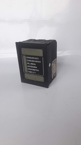 display computador de bordo chevrolet omega 1994 / 1995