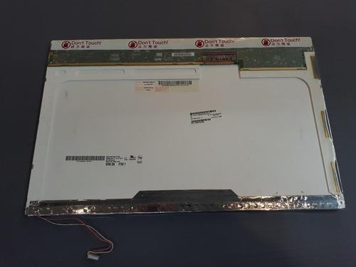 display de notebook toshiba satellite a205-sp5813 usada