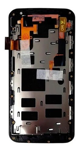 display frontal lcd tela touch moto x2 motorola xt1097 x 2