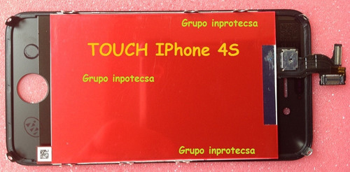 display iphone pantalla