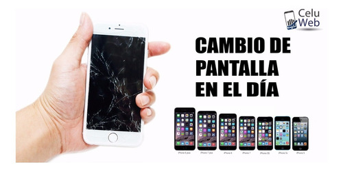 display  iphone plus 6 colocado oportunidad