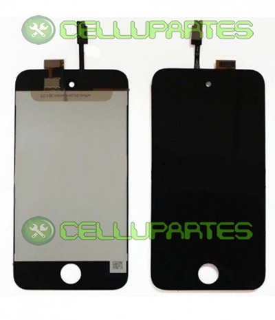 display ipod touch 4g pantalla solo blanco 100% original