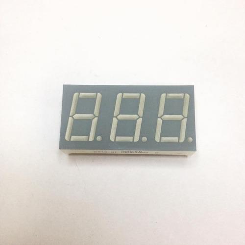 display lb30566iur1b(t) anodo verde 0.56 7 segmentos