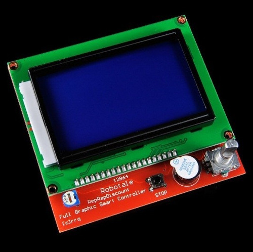 display lcd 12864 full graphic smart controller