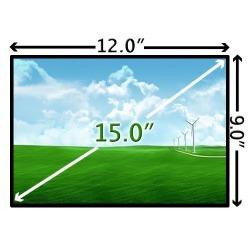 display lcd 15  claa150xh01a xga vsonic 30 pin ccfl tft  hm4