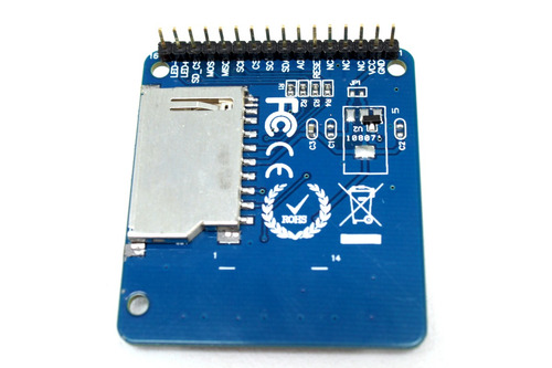display lcd 1.8 pulg st7735, arduino