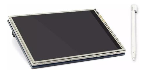 display lcd 3.5 touch screen para raspberry pi 3 pi3