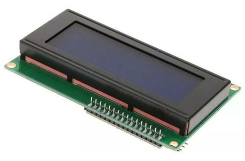 display lcd - alfanumérico - 2004 - 20x4 - arduino