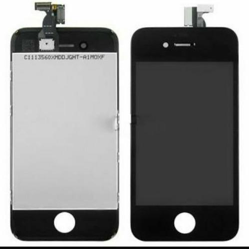 display lcd frontal módulo tela iphone 4