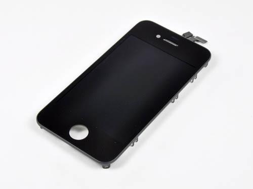 display lcd iphone 4 iphone 4s blanco negro original instala