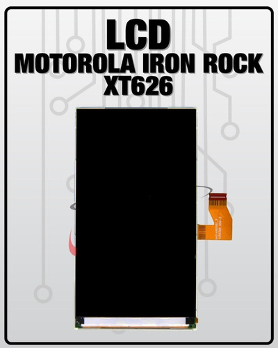 display lcd motorola