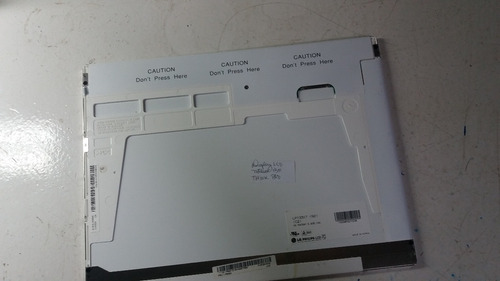 display lcd notebook ibm think pad original