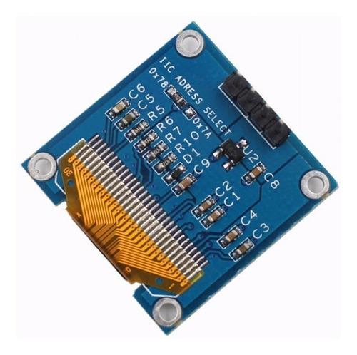 display lcd oled i2c 128x64 serial i2c arduino pic