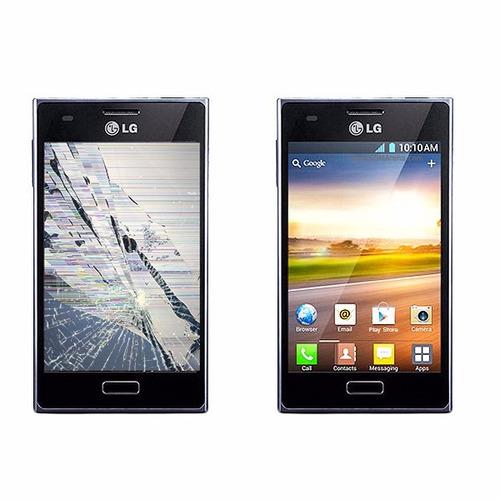 display lcd pantalla lg optimus l5 e610 e612