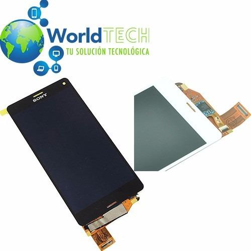 display lcd pantalla sony xperia z z1 z2 z3 m4 compact mini