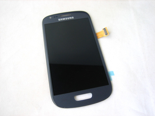 display lcd samsung galaxy s3 mini blanco azul nuevo origina