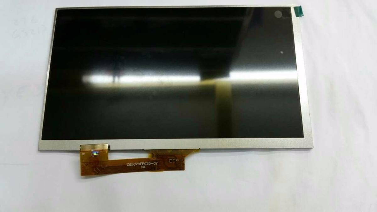 Display Lcd Tablet Qbex M721s 3g 7 Polegadas 30 Vias