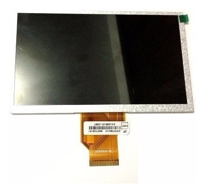 display lcd tablet sti my pad ta 0701w 7 pol. pronta entreg