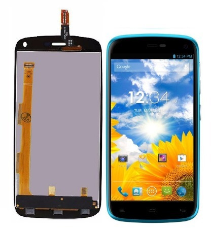 display lcd tela touch blu life play l100 original
