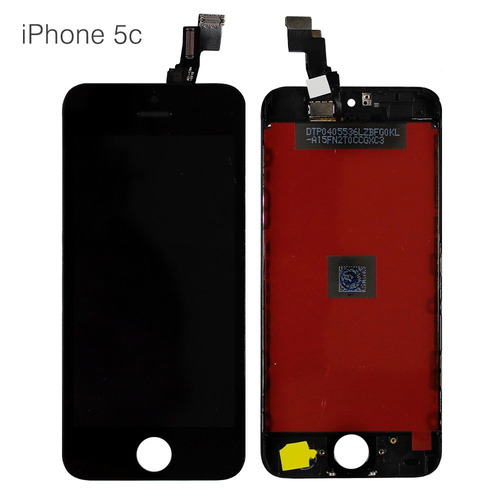 display lcd tela touch frontal iphone 5 5c 5s + ferramentas