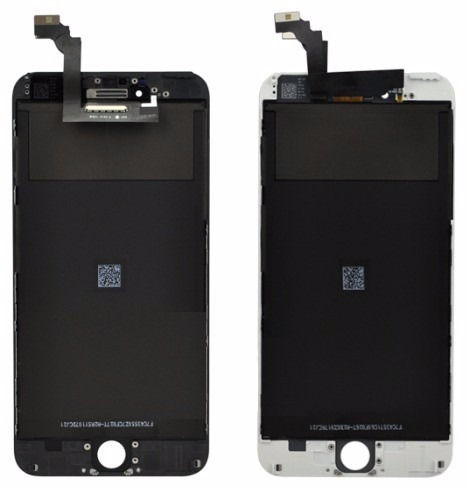 display lcd tela touch iphone 6 4.7 preto ou branco original