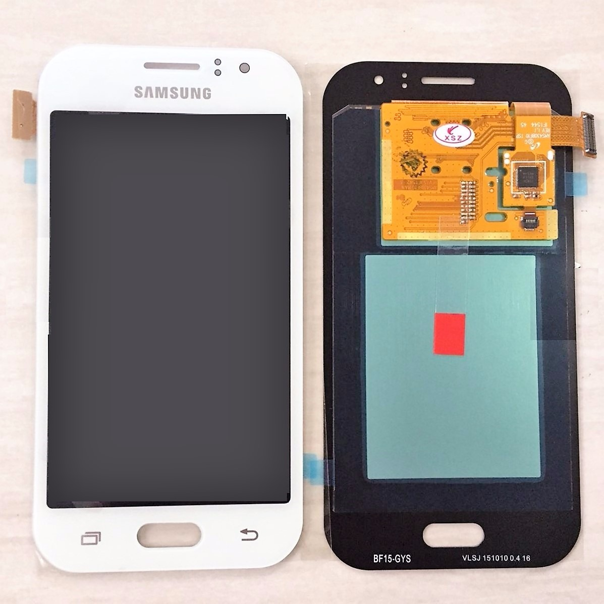 Display Lcd Tela Touch J110 Samsung Galaxy J1 Ace