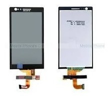 display lcd y tactil sony ericsson xperia p lt22i nuevo orig
