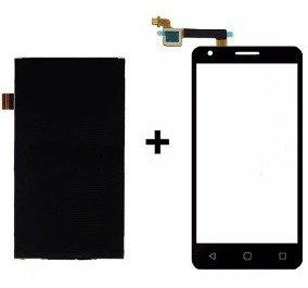 display lcd y touch alcatel pixi 4 5 5010 5010g