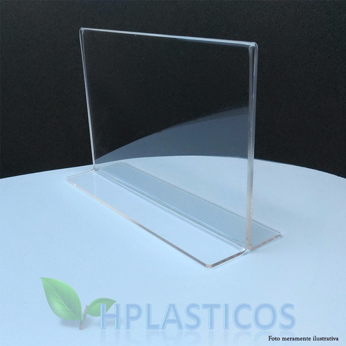 display modelo t tamanho a6 horizontal kit 10