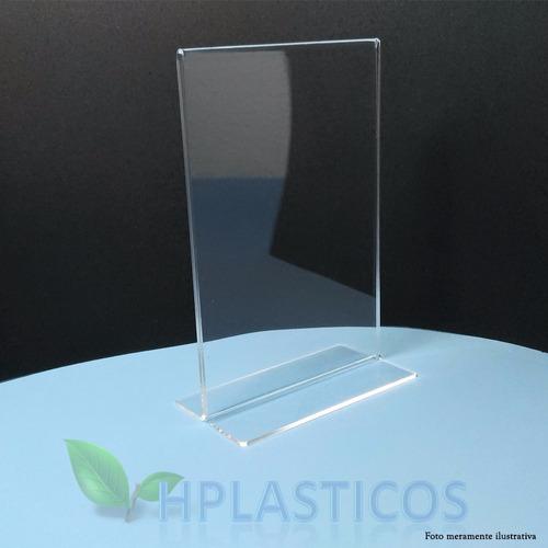 display modelo t tamanho a6 vertical kit 2