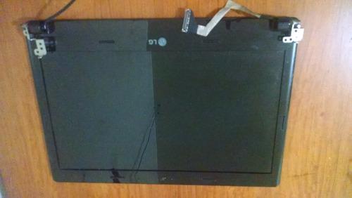 display  moldura e tela  notebook lg s425