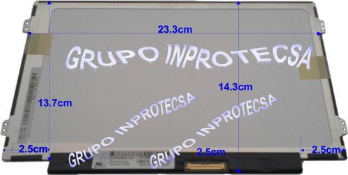 display pantalla acer 10.1