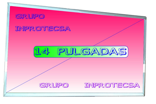 display pantalla compatible con lp140wh1 (tl) (a4)  daa dmm