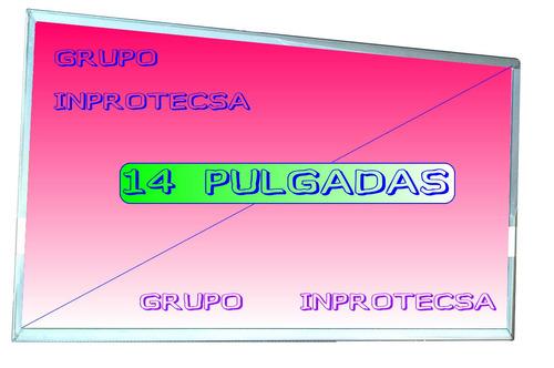 display pantalla compatible con lp140wh4 (tl)(p1) daa dmm