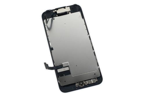 display pantalla lcd iphone 7 7g blanco y negro