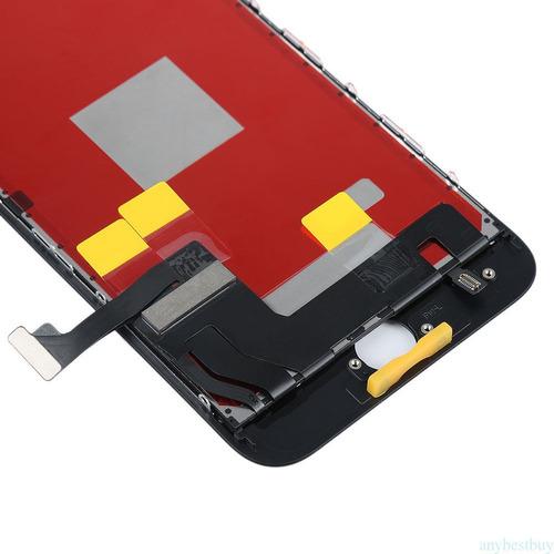 display pantalla lcd iphone 7g 7 8g 8 blanco negro