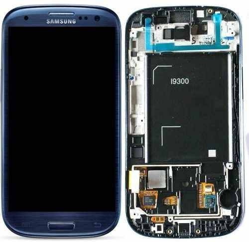 display pantalla lcd samsung s3 original i9300 i535 i747 +