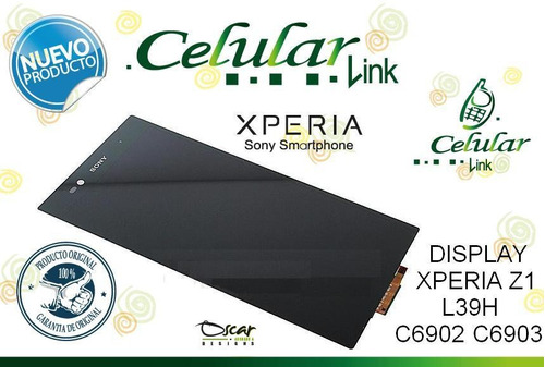 display, pantalla, lcd, touch,xperia z1 c6903, c6902 l39h