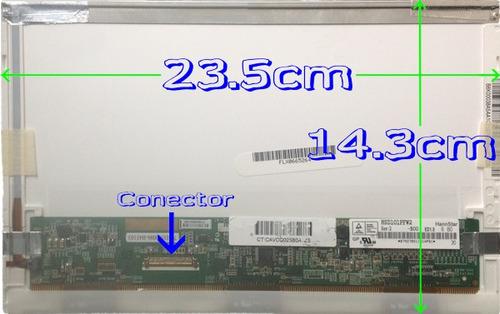 display pantalla led hp mini 210-3018la daa mdn