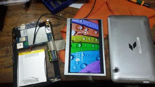 display pantalla tablet ken brown synkom platinum