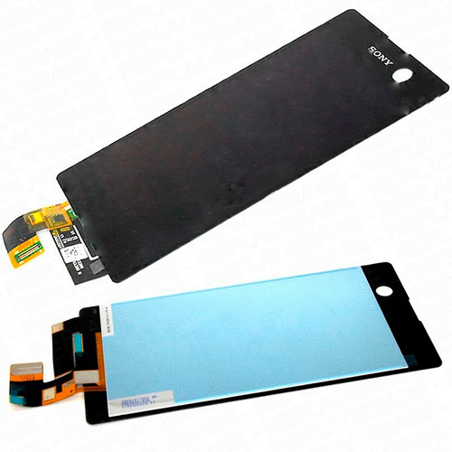 display pantalla touch glass sony original  xperia m5