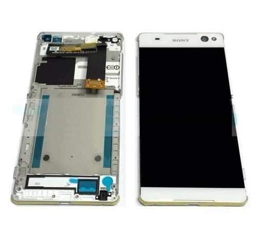 display / pantalla / touch / glass sony xperia c5 ultra