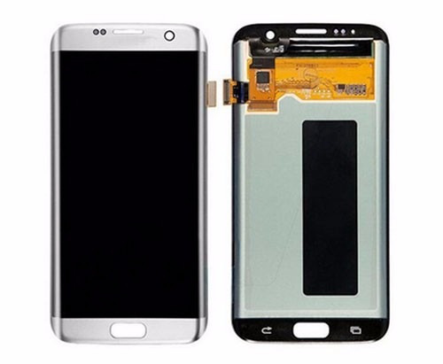 display / pantalla / touch / lcd samsung s7 normal dorado