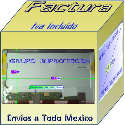 display para laptop toshiba