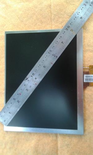 display para tablet 8  40 pines cuadrado