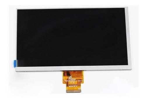 display para tablet generica 7 pulgadas f-7001  xy