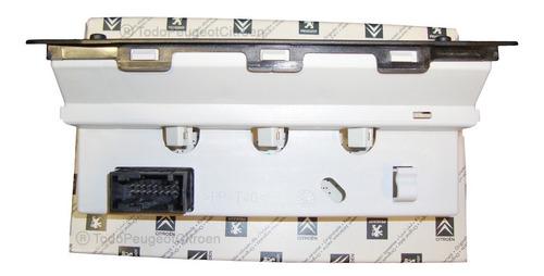 display peugeot 206 - pantalla tipo b - 100% original