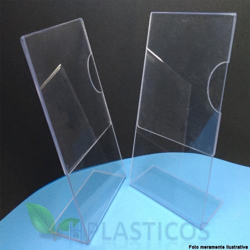 display porta retrato simil acrilico a6 kit 9