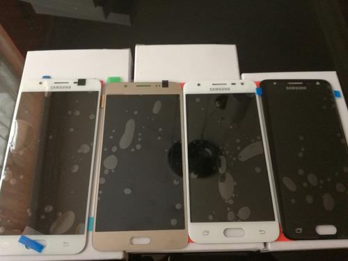 display samsung a5 2017 original celular five